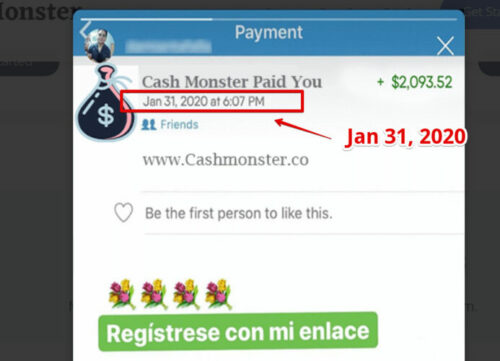 Cash Monster Review
